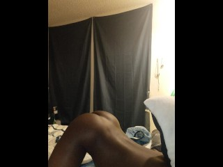 amateurs anal ass bareback black doggystyle ebony