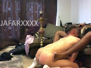 amateur bareback big cock dick gay interracial