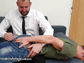 bdsm gay meeting spanking twink videos