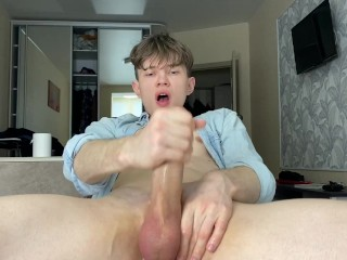 amateurs big boy close cock cumshot dick