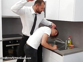 boys british club fetish gay spanking twink