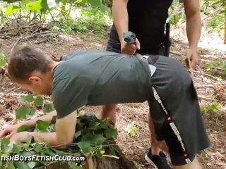 bdsm boys british club fetish gay outdoor