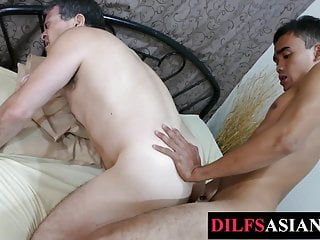 anal asian ass banging bareback couple daddy