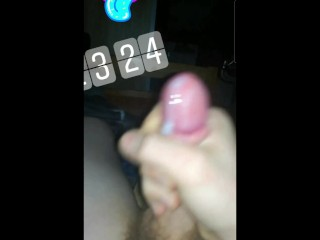 bed cum dick euro gay handjob horny