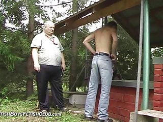 bdsm gay old outdoor spanking twink videos