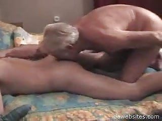 anal big blowjob cock couple daddy gay