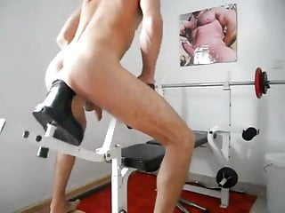 amateur dildo fuck gay sex toy twink