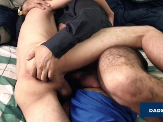 amateur anal ass bear blowjob daddy fetish